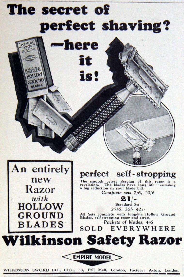 Oakley Razor Blades