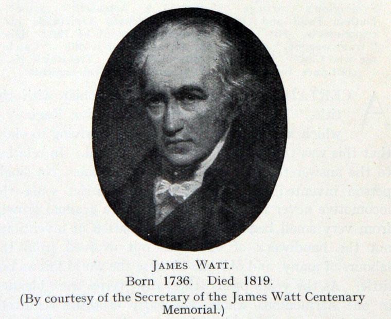 James Watt Graces Guide