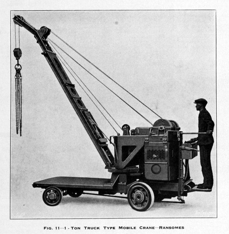 Risultati immagini per 1 ton mobile crane