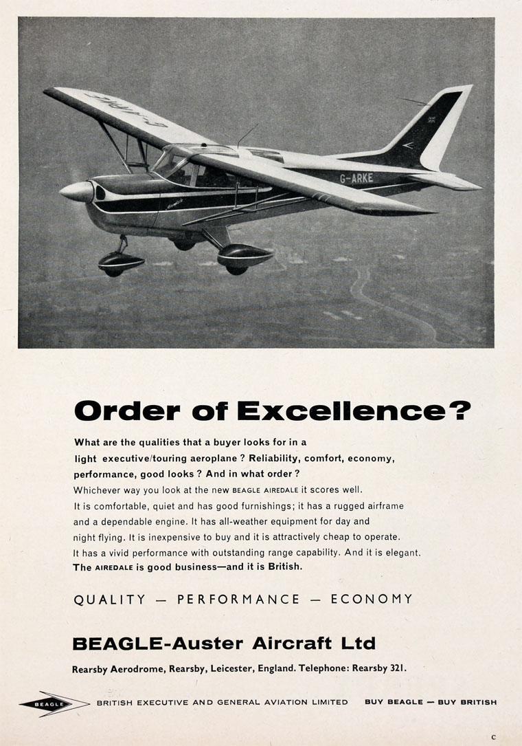 Beagle Aircraft - Graces Guide