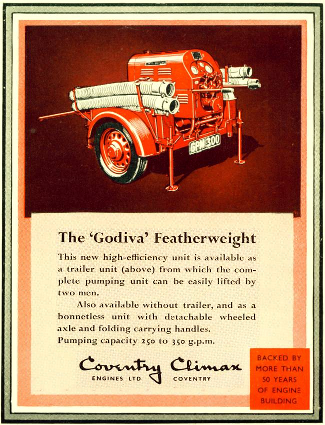 Coventry Climax - Grac...