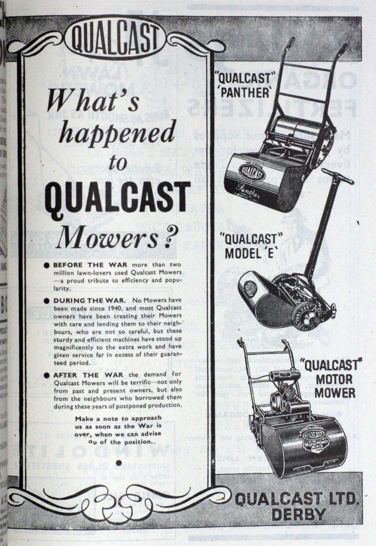 Qualcast Motor Mowers Impremedia Net