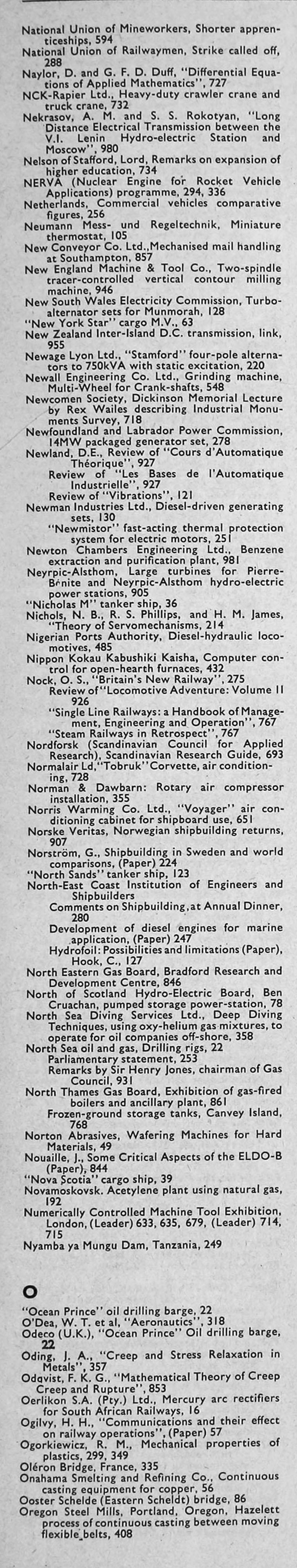 The Engineer 1966 Jan Jun Index Husqvarna Fs 400 Lv Economic De2