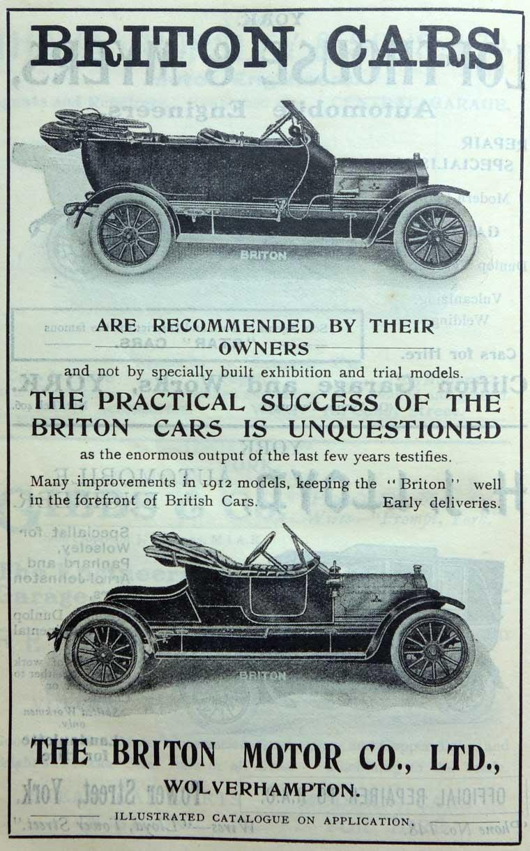 Briton Motor Co