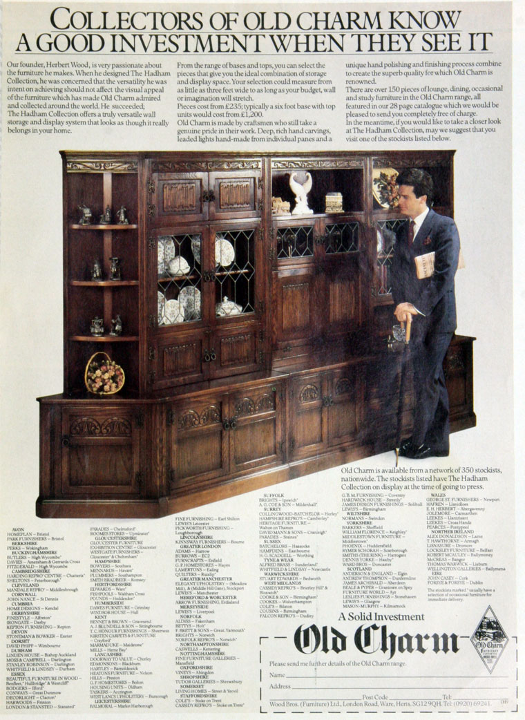 See Also. Wood Brothers  Furniture    Graces Guide