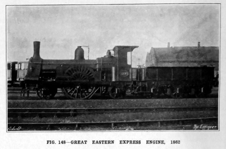 Engine Burning Oil >> Great Eastern Railway - Graces Guide