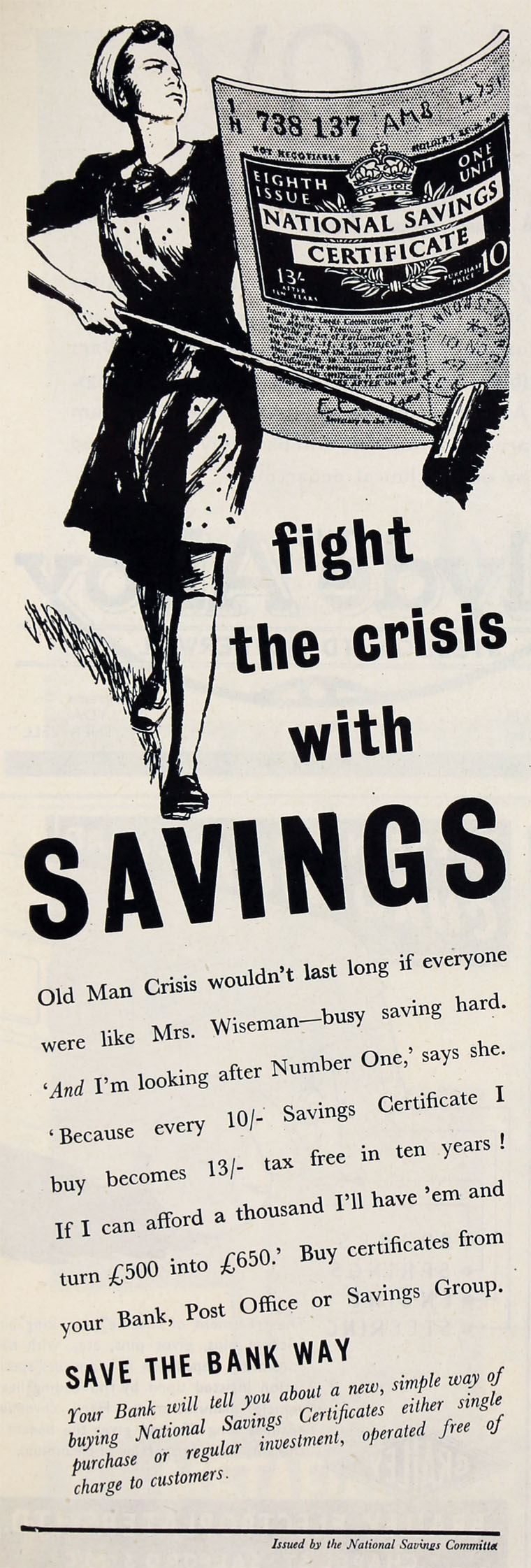 National savings committee march 1948 1betcityfo Choice Image