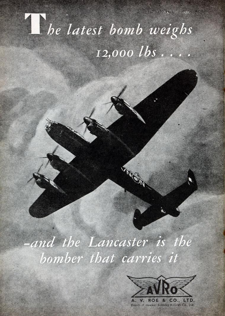 Avro lancaster november 1944 malvernweather Choice Image