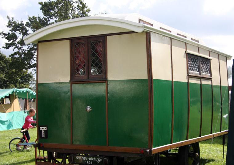 Bertram Hutchings Caravans Graces Guide