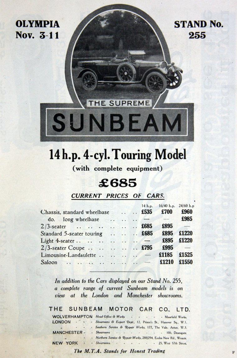 All sunbeam car company models list of sunbeam car company cars - All Sunbeam Car Company Models List Of Sunbeam Car Company Cars 29