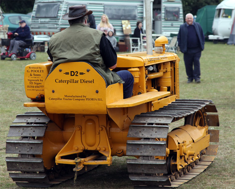 Caterpillar Tractor Co - Graces Guide