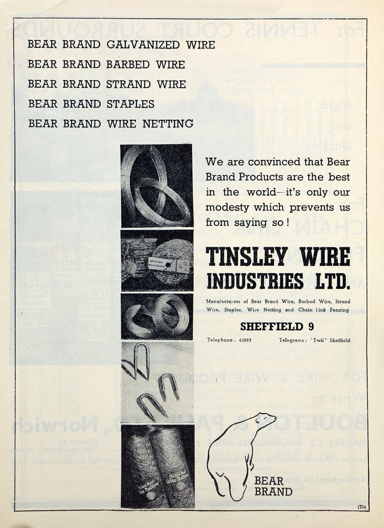 Tinsley Wire Industries
