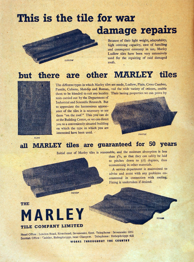 Marley Tile Co Graces Guide