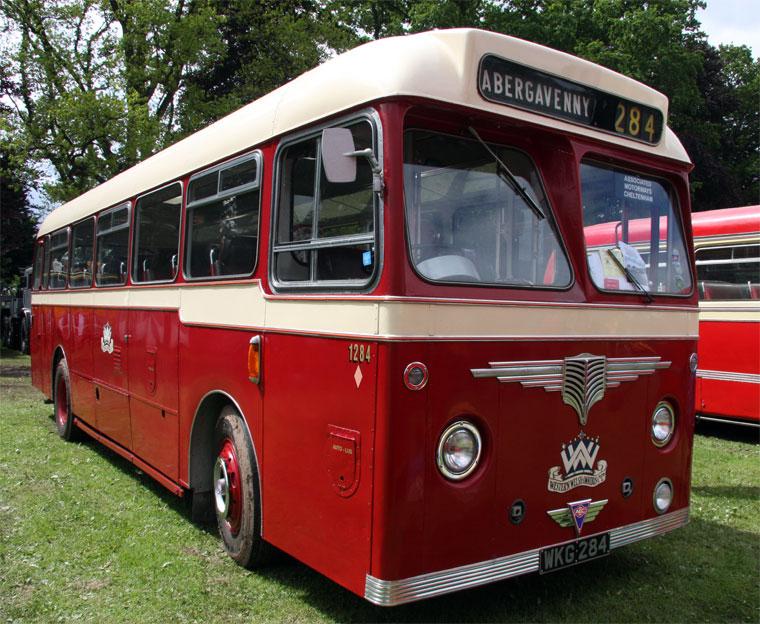 Aec Buses Graces Guide