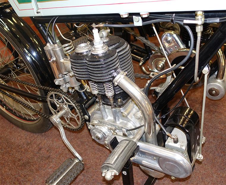 Triumph: Motorcycles - Graces Guide