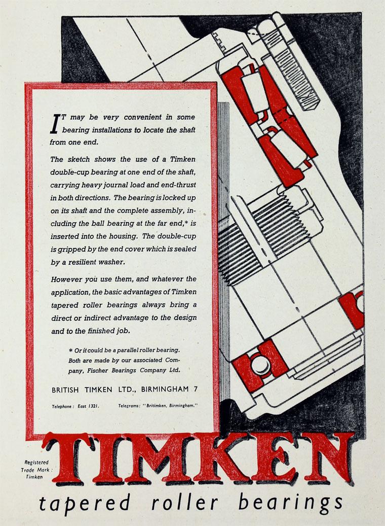 British Timken - Graces Guide