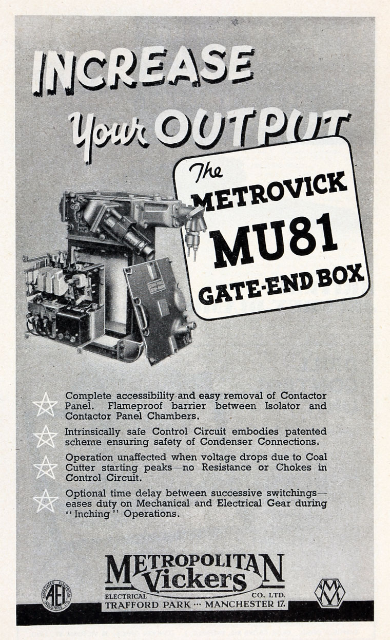 The harold j becker company the moisture protection contractors you - May 1944