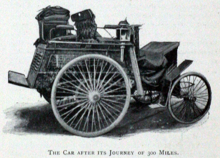 Arnold Motor Carriage Co Graces Guide
