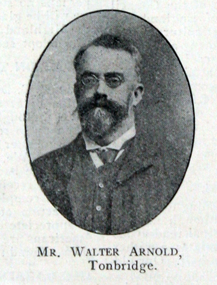 Walter Arnold Graces Guide