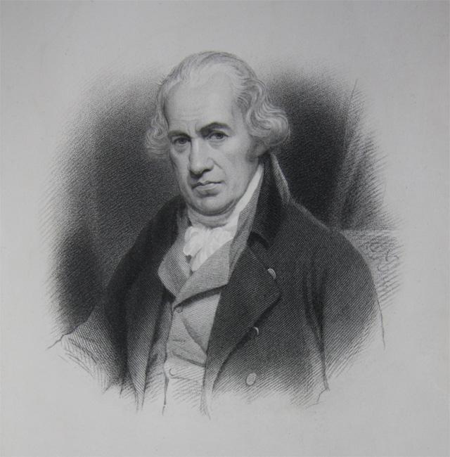 james watt James watt (greenock, 19 gennaio 1736 – handsworth, 25 agosto 1819) è stato un ingegnere e inventore scozzese.