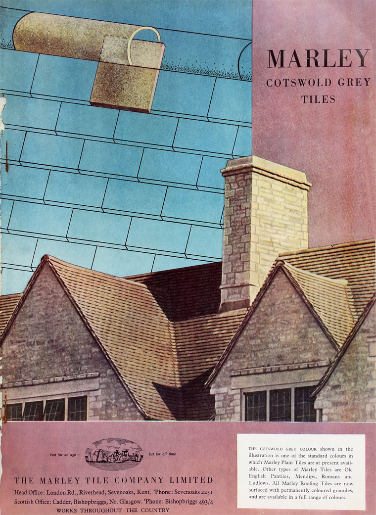 Marley tile co may 1949 dailygadgetfo Gallery