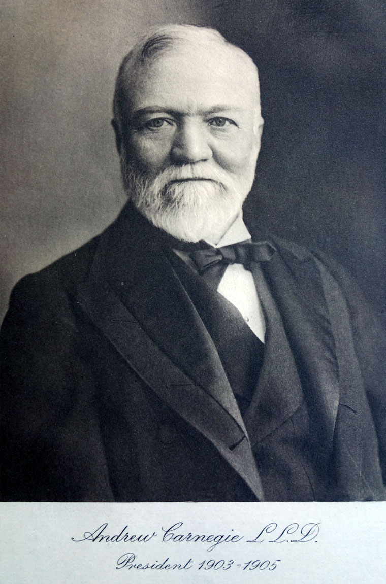 Andrew Carnegie - Graces Guide