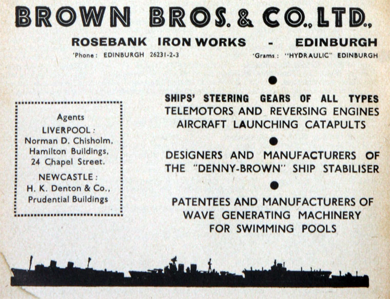 Brown Brothers And Co Graces Guide
