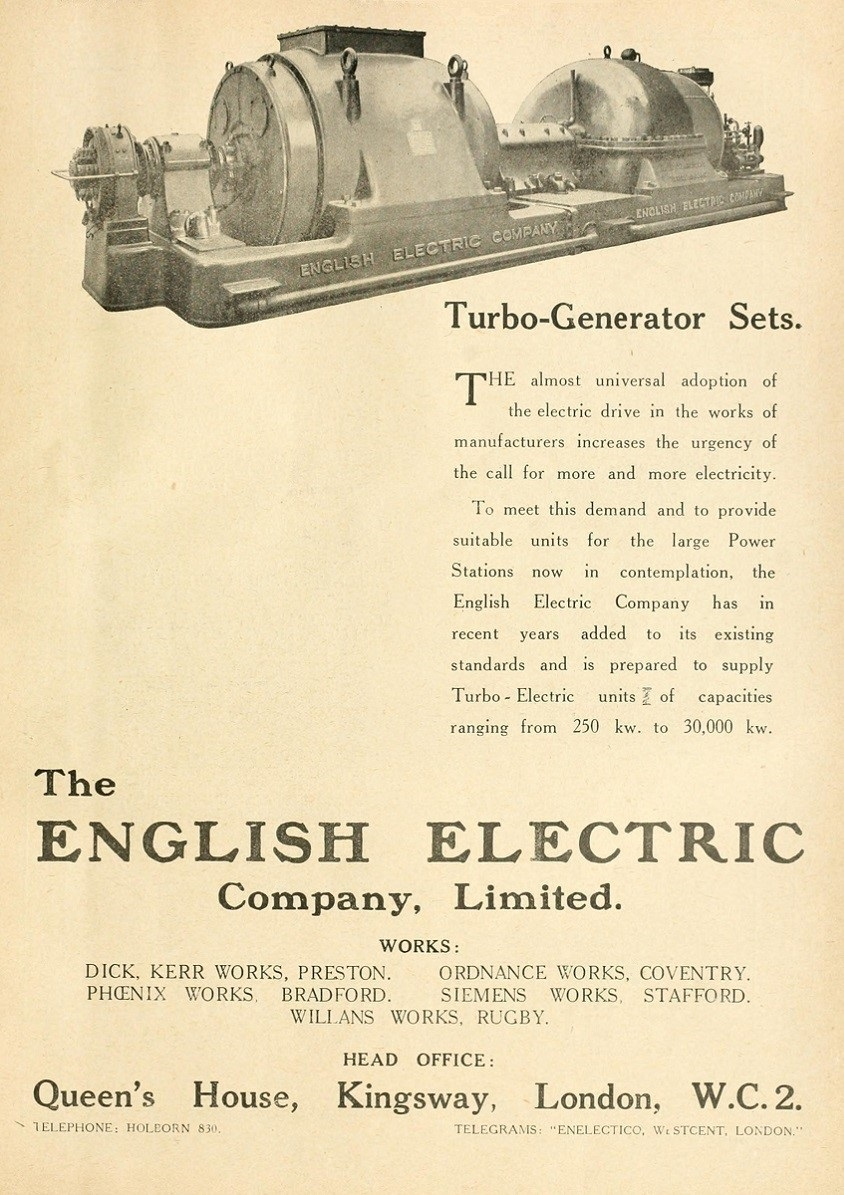 English Electric Co Graces Guide - English electric relay application guide