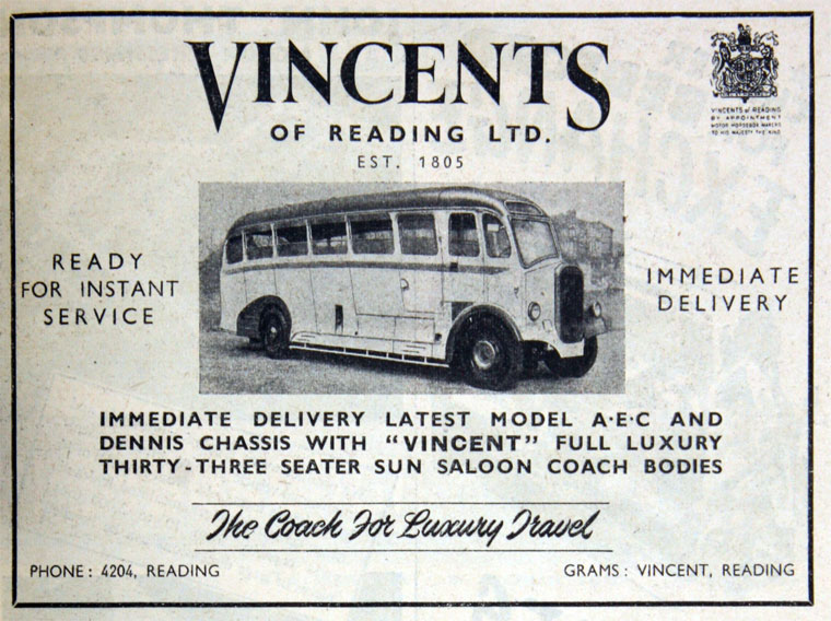 Reading Utility Body >> Vincent of Reading