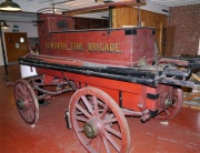 1845. Ixworth Fire Brigade. Exhibit at .