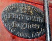 1845. Ixworth Fire Brigade (detail). Exhibit at .