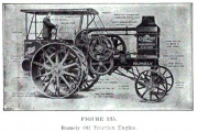 Pre-1917. Rumely Oil Traction Engine.