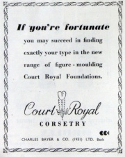 April 1946. Court Royal.