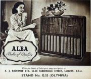 1949. Alba radio.
