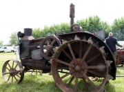 Rumely Oil Pull Tractor. Type W. No W3072.