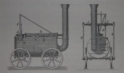 1805 Locomotive (See key below)